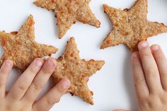 Easy Cheese Crackers Recipe (Whole Grain, Low Salt)