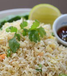 Crab Fried Rice - Make it taste like it's made in Thailand