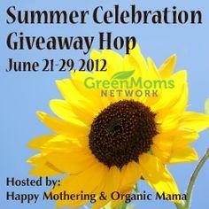 Summer Celebration Kids Summer Package giveaway $65 ends 6/29