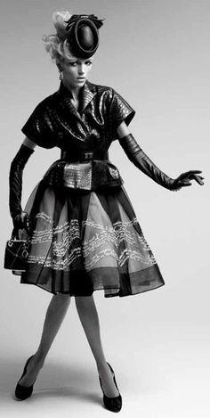 Philip Treacy for Christian Dior Haute Couture S/S 2012. #millinery #judithm #gaga