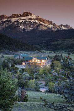 Sun River Ranch   Montana