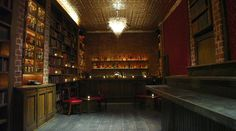 San Francisco is a great place for happy hours, but no where can you have more fun than at this traditional speakeasy.