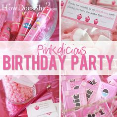 Pinkalicious Party | How Does She...