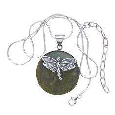 Green Dawn Necklace from Ten Thousand Villages