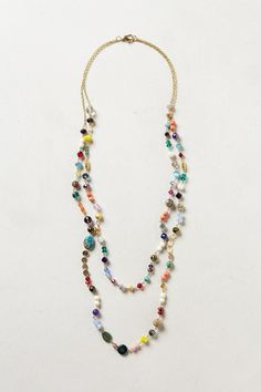 Beaded Fusion Necklace - Anthropologie.com