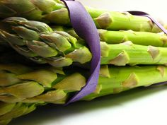 "Why Chef Kelly Donlea recommends having a ""spring fling"" with asparagus..."