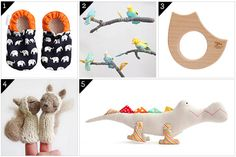 Martha Stewart Living: Handcrafted Kids' Gifts