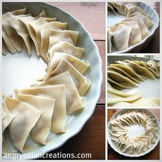 wonton soup by Lan | MoreStomachBlog, via Flickr