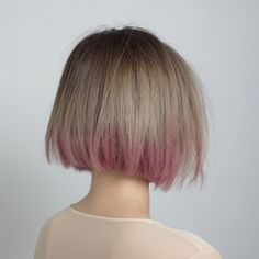 Nice and subtle pink