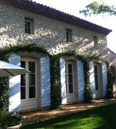 French Provence Farmhouse, Ca. kpoarchinc.com