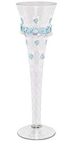 wedding champagne glass that got broken :o(