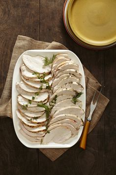 Slow Cooker Roast Turkey Breast #thanksgiving #turkey #slowcooker #fall #holidays