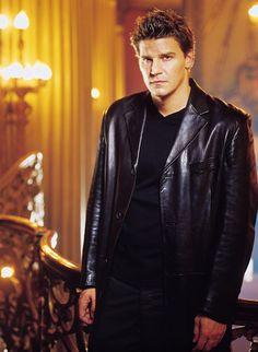 David Boreanz, everyone's favorite Angel