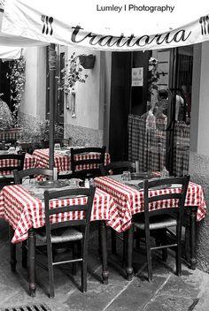La Trattoria...Italy