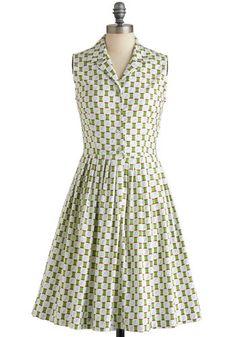 Well-Thread Dress, #ModCloth