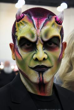 A La Mused: IMATS Special Effects Makeup & The Secrets of True Blood  Fancy that.