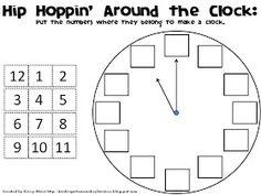 math, idea, school, telling time, teach time, teaching time, hip hop, kindergarten, clocks