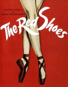 the red shoes ballet