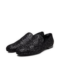 Jimmy Choo Glitter Shoes