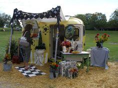 Lemonade Stand at Country Living Magazine Fair