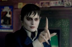 Johnny Depp as a Vampire? Dark Shadows from Tim Burton coming soon