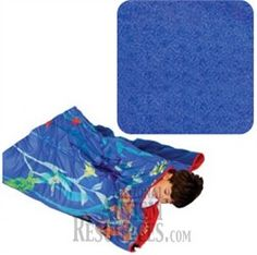 Large 13 lb Weighted Sleeping Bag
