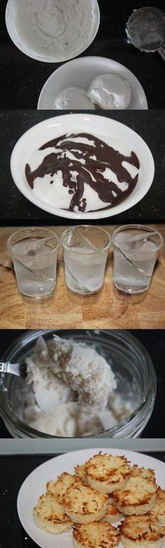Week of Coconut Recipes -- low calorie -- low carb -- sugar free