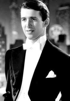 "Jimmy Stewart in ""Born to Dance"" (1936)"
