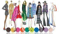pantone color report fall 2012