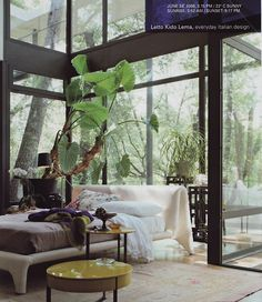 Sunroom... Although I would LOVE this as our bedroom!