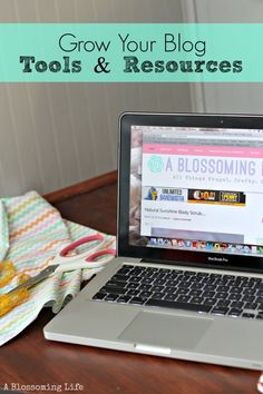 A bloggers favorite tools and resources to grow your blog! One simple change tripled her stats in one month!