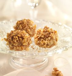 Panellets de nueces