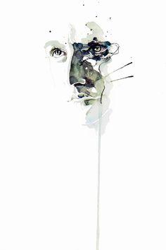 Ɓ — Silvia Pelissero, http://www.agnes-cecile.deviantart.com/