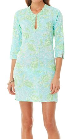 Lilly Pulitzer Courtney Tunic Dress in Get Crackin