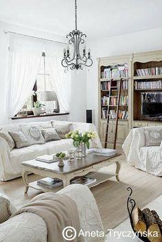 Weranda-styczeń 2012  Dom do odpoczywania  Stylizacja: Agnieszka Głowacka  Fotografia: Aneta Tryczyńska