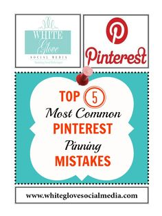 AVOID THESE 5 BIG #PINTEREST MISTAKES AND DRIVE MORE TRAFFIC TO YOUR BUSINESS✭Pinterest Consultant Vancouver✭