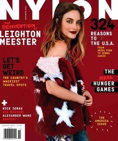 Nylon November 2014