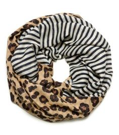 Leopard Infinity Scarf by Tory Burch http://rstyle.me/n/tviann2bn