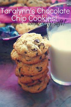 Undressed Skeleton — Taralynn's Chocolate Chip Cookies