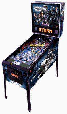 Pinball Machines - Batman Dark Knight Pinball Machine - The Pinball Company