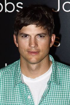 Ashton Kutcher | 71 Famous People Who Were Total Frat Boys At One Time In Their Lives