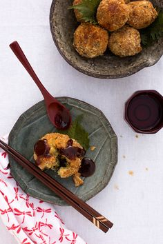 Recipe: Crispy Japanese Shiso Potato Croquette