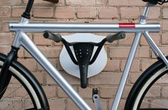 Bike Rack and Clothes Hanger 'Trophy' Wall Decor by by Furniply
