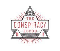 ESPN Conspiracy Issue logo | Matt Lehman Studio