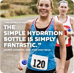 "Simple Hydration is ""Simply Fantastic."""