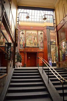 Musée Grévin, Passage Jouffroy Paris 9ème