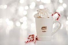 how to make beautiful blurry Christmas lights bokeh