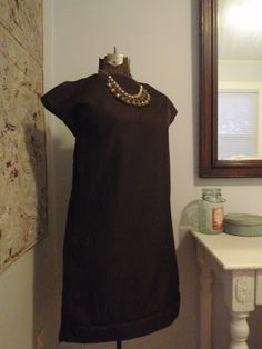 Hammers and High Heels: Simple Steps To Make Your Own Tunic Dress! Perfect For Holiday, Or Any Day Events!