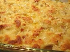 Chicken Dumpling Casserole Recipe