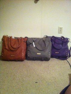 Steve Madden bags, my Tj Maxx finding madden bag